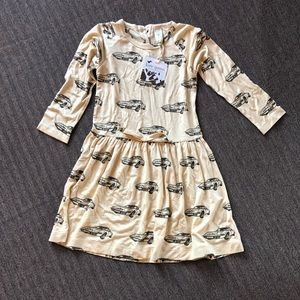 Kate Quinn Bamboo dress